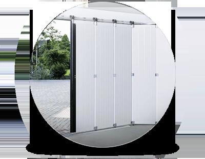 Vente et installation de porte de garage bordeaux et gironde for Installation porte de garage enroulable