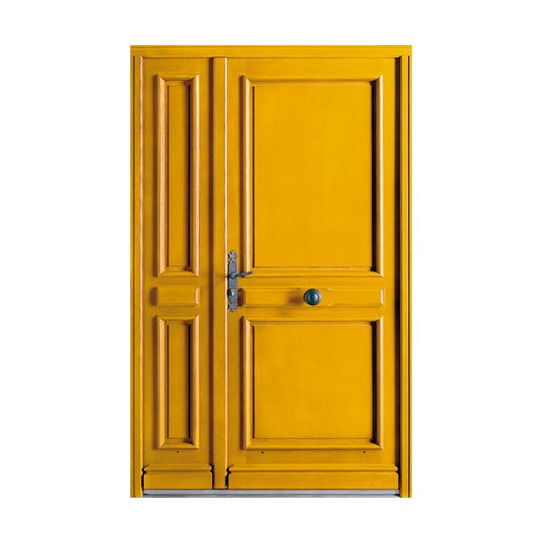 Vente et installation de porte dentrée en bois à Bordeaux (33)