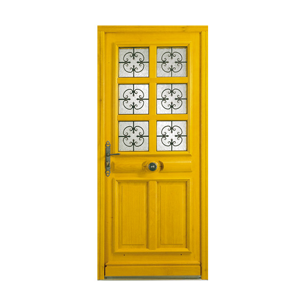 Vente et installation de porte d 39 entr e en bois bordeaux for Porte 15 bordeaux